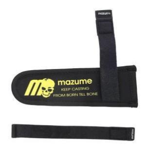 新 マズメ mazume 2ピースロッドティップカバー MZAS-502 スカルmイエロー|haroweb2