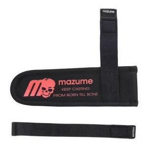 新 マズメ mazume 2ピースロッドティップカバー MZAS-502 スカルmレッド|haroweb2