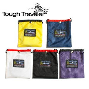 タフトラベラー オープンポーチウィズスナップ サコッシュ Tough Traveler TT-0021 Open Pouch with Snap|hartleystore