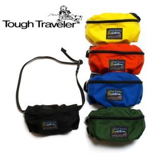 タフトラベラー ウエストポーチ ウエストバッグ Tough Traveler サニーサイドパック TT-0003|hartleystore