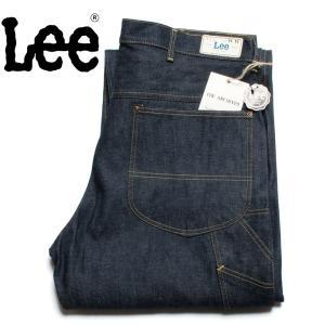 Lee ARCHIVES ペインタ―パンツ 71-Z Real Vintage 50's リー アーカイブス リジッド ジーンズ|hartleystore