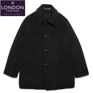 ロンドントラディション メンズ ハーフコート LONDON TRADITION JACKSON Half Length Coat|hartleystore