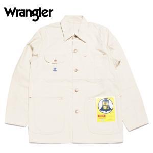 ラングラー ブルーベル カバーオール 生成り Wrangler Blue Bell Work Series オフホワイト|hartleystore
