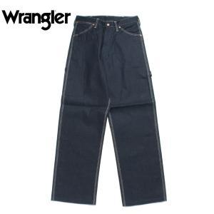 ラングラー ブルーベル デニム ペインターパンツ Wrangler Blue Bell Work Series インディゴ|hartleystore