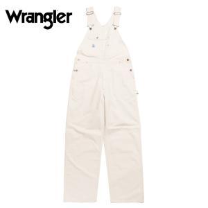 ラングラー ブルーベル 生成り オーバーオール Wrangler Blue Bell Work Series オフホワイト|hartleystore