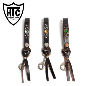 HTC エイチティーシー スタッズ キーホルダー #HAC-A KEY HOLDER|hartleystore