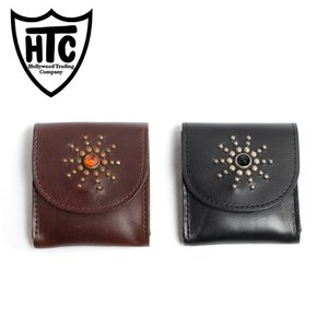 HTC エイチティーシー コインケース 財布 #STARBURST Flap Coin & Card Case|hartleystore