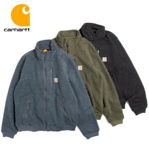 Carhartt Sherpa Fleece Jacket カーハート シェルパ ボア フリースジャケット|hartleystore