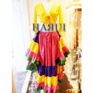 Costume Shop HARUI ジプシースカート( ┗ ボトム) Yahoo
