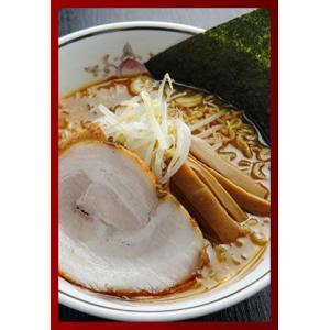 【信州諏訪ハルピンラーメン】にんにくを四年熟成させたタレはどこにもない味です。にんにくラーメン4食セット|harupinra-men