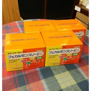 フェカルミンスリーE顆粒 分包 90包×4箱セット 指定医薬部外品|haruyakuten