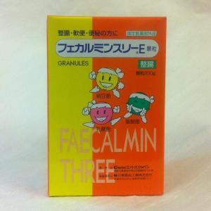 フェカルミンスリーE 200g  指定医薬部外品|haruyakuten