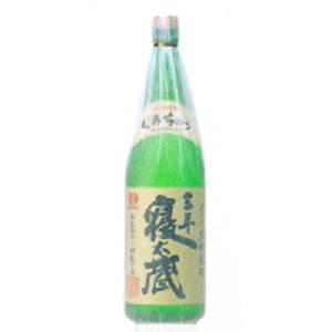 奄美 黒糖焼酎 三年寝太蔵 30度 1.8L