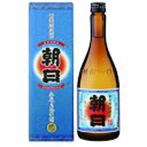 奄美 黒糖焼酎 喜界島 朝日酒造 朝日 30度 720ml 箱入り|haruyamasaketen