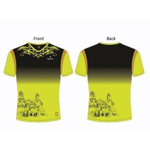 バドミントン ウェア ゲームシャツ Flypower フライパワー、BROMO 2(ブロモ 2)ユニフォーム ポロシャツ|hasegawa-sports|02
