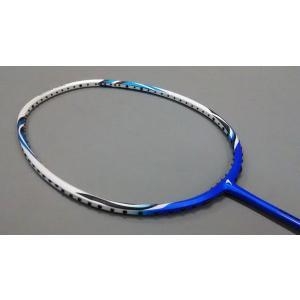 Flypower。バドミントンラケット Hexa O Speed(ヘキサ オー スピード)世界最軽量級バドミントンラケット。 軽い、操作性抜群|hasegawa-sports|02