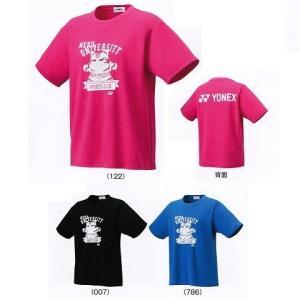 受注会限定品 YONEX ヨネックス ウェア Tシャツ 16309Y 限定品 バドミントン テニス ソフトテニス レディース