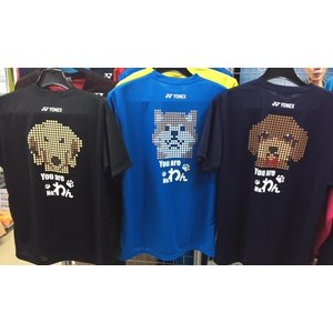 YONEX ヨネックス 2018受注会限定Tシャツ 16334Y バドミントン ソフトテニス テニス ドライTシャツ