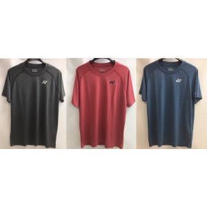 YONEX ヨネックス 2019受注会限定Tシャツ 16380Y バドミントン ソフトテニス テニス ドライTシャツ