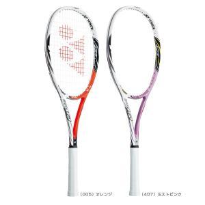 初〜中級者用ラケット YONEXソフトテニスラケット・INX10(アイネクステージ 10) 張上げ付き 新入生用|hasegawa-sports