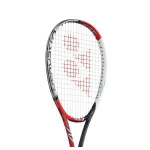 YONEXソフトテニスラケット・LR7V(レーザーラッシュ7V)新色、フレイムレッド|hasegawa-sports