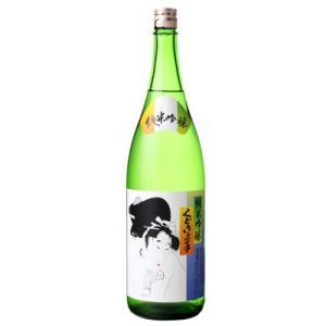 くどき上手 純米吟醸 1800ml