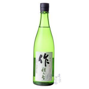 作 ざく 穂乃智 純米酒 720ml / 日本酒 三重県 清水清三郎商店