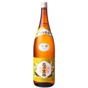 越乃寒梅 普通酒 白ラベル 1800ml