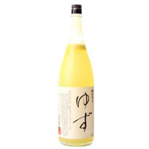 鳳凰美田 ゆず酒 1800ml 【 要冷蔵 】