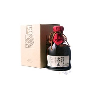 四万十大正 栗焼酎 古酒35度 720ml 箱付 無手無冠 高知県