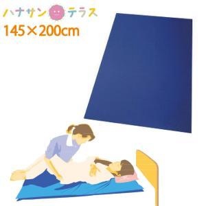 体位変換シート 移乗シート 床ずれ 予防 防止 スマイルシート Lサイズ 青 タイカ体圧分散 ネコポス対応250円 hashbaby