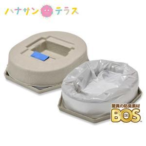 ポータブルトイレ用処理袋 フィルムカセットBOSタイプ 日本セイフティー 介護用 自動ラップ式トイレ ラップポンシリーズ 臭わない袋|hashbaby