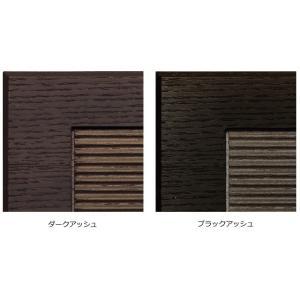 表札 ステンレス×木調サイン M-03 モダンコレクション|hashibasangyo|02