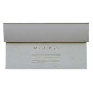 ポスト メールボックス クレア-U ディーズガーデンの埋め込みポスト 送料無料|hashibasangyo
