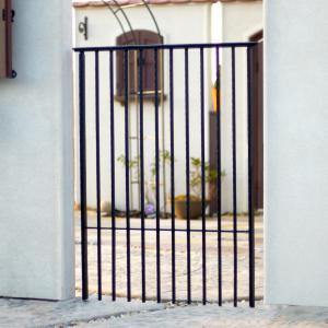 スクリーンフェンスW900 ワイドタイプ 壁の端部を飾るガーデン・オーナメント アルミ鋳物製 送料無料|hashibasangyo