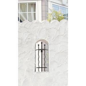 アールフィックスフェンス Mサイズ 壁を飾るガーデン・オーナメント アルミ鋳物製 送料無料|hashibasangyo|05