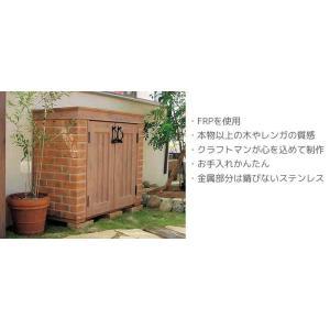 おしゃれ物置 ・カンナミニ ディーズガーデンの小型物置 送料無料|hashibasangyo|03