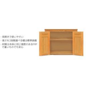 おしゃれ物置 ・カンナミニ ディーズガーデンの小型物置 送料無料|hashibasangyo|04