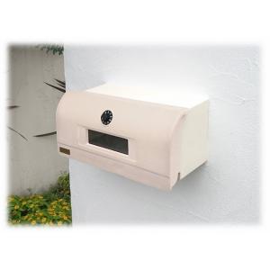 メールボックス ポスト ディーズガーデンの郵便受け ノーブル-F 送料無料 埋め込みポスト