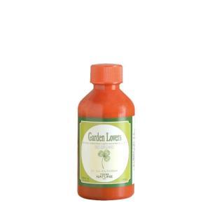 有機肥料・ 有機液肥ガーデンラバーズ 100ml 液体肥料 ミニボトル|hashibasangyo