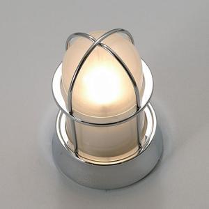 照明 エクステリアライトLED仕様 シルバー(銀) BH1000 CR FR LE 送料無料|hashibasangyo