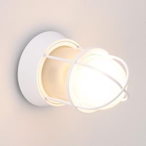照明 エクステリアライトLED仕様 ホワイト(白) BH1000 WH FR LE 送料無料|hashibasangyo