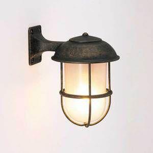 防雨型エクステリアライト LED仕様 BR5000 AN FR LE|hashibasangyo