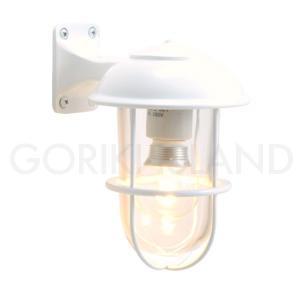 照明 エクステリアライト LED仕様 ホワイト(白) BR5000 WH CL LE送料無料|hashibasangyo