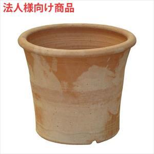 テラコッタ鉢 ローズポット クレタ バラ専用鉢 44cm/40 高級輸入陶器 植木鉢  素焼き  送料無料 おしゃれなアンティーク風プランター|hashibasangyo