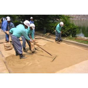 やさし砂鎌いらず 5袋セット 草のはえない土 雑草防止の固まる土 |hashibasangyo|05