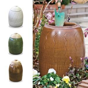 コンポスト どんぐりS 信楽焼のコンポスト・生ごみ堆肥化容器 送料無料|hashibasangyo