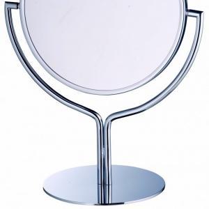 卓上鏡 プルーマ チューリップ 3倍拡大鏡 高級な真鍮製卓上ミラー 化粧鏡シェービングミラー 送料無料 hashibasangyo 03