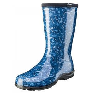 スロッガーズのおしゃれなガーデンブーツ 長靴 レインブーツ アメリカ製SLOGGERS【メーカー直輸入品】|hashibasangyo