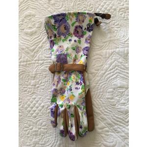 ガーデングローブ フローラルアーム 手袋|hashibasangyo|04